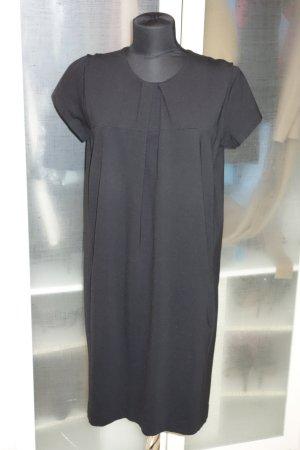 Org. SCHUMACHER Jersey Kleid schwarz Klssiker Gr.38