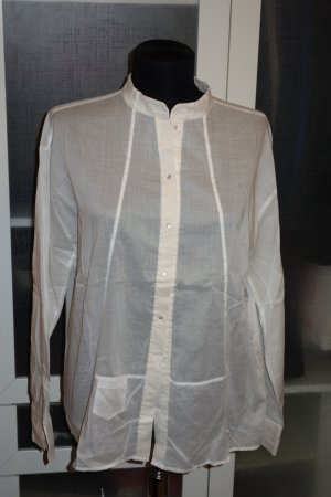 Org. SCHUMACHER oversized Bluse in weiß Gr.S