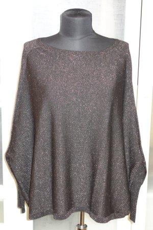Org. SCHUMACHER oversized Pullover mit Lurex Gr.36
