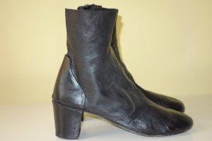 Silvano sassetti Booties black leather