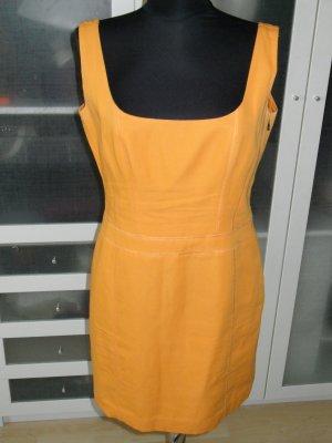 Org. SONIA BOGNER Cocktailkleid orange Gr.38/40