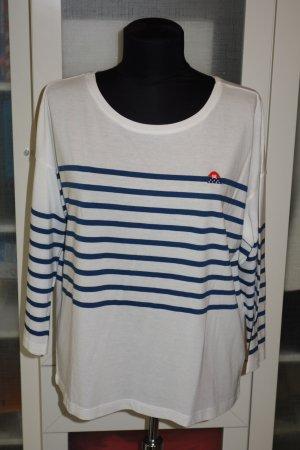 Sonia by Sonia Rykiel Kimono sweater wit-blauw