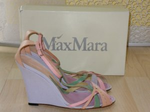 Sportmax High-Heeled Sandals multicolored