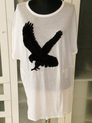 Org. STELLA McCARTNEY Eagle Shirt oversize 38 sold out