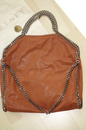 Org. STELLA McCARTNEY Falabella in terracotta  wie neu inkl. Dustbag
