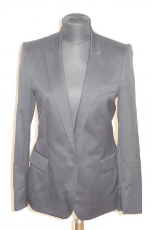 Org. STELLA McCARTNEY Smoking Blazer in schwarz Klassiker Gr.34