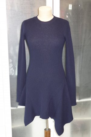 Org. STELLA McCARTNEY Strickkleid in dunkelblau Gr.34