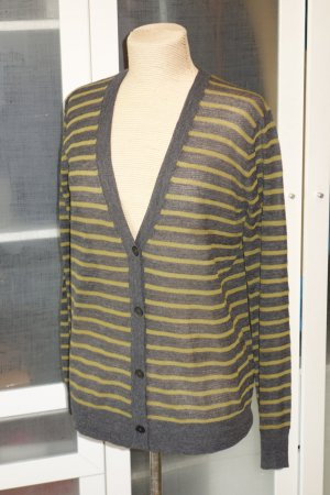 Alexander Wang Knitted Cardigan dark grey-olive green