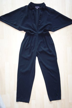 Org. TALBOT RUNHOF Pret-a-Porter Jumpsuit >800€ schwarz Gr.40