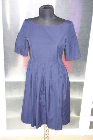 Org. TARA JARMON Kleid dunkelblau Gr.38