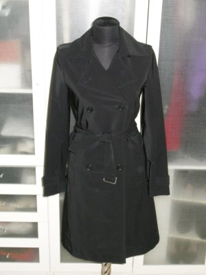 Org. THEORY Trenchcoat in schwarz Gr.S