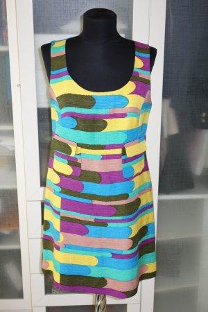 Org. TIBI New York Runway Kleid im multicolour Design Gr.36