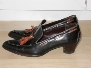 Org. TOD'S Pumps College Stil Gr.37