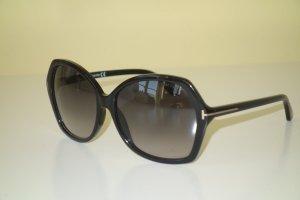 Org. TOM FORD Carola TF326 oversized Sonnenbrille schwarz inkl.Etui