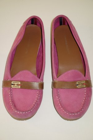 Org. TOMMY HILFIGER Slipper in pink Gr.38