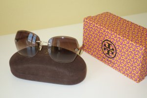 Org. TORY BURCH oversized Sonnenbrille top Zustand inkl. Etui+Box