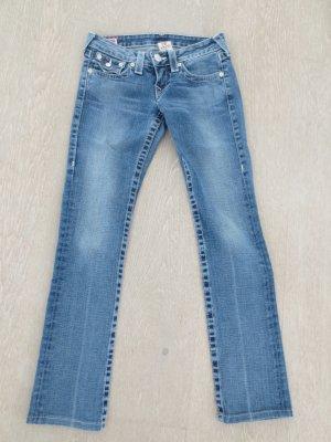 Org. True Religion / Skinny Jeans / Gr. 25