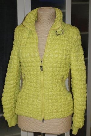 Org. TRUSSARDI Jeans Stepp-Jacke in gelb Gr.36