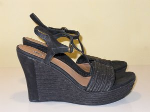 UGG Australia Wedge Sandals black