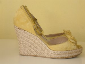 Unützer Wedge Sandals primrose suede