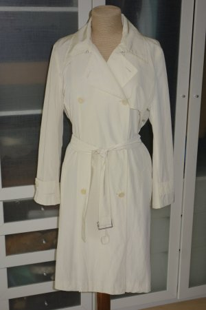 Org. WEEKEND Max Mara Trenchcoat in creme Gr.44