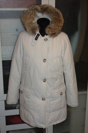 Woolrich Parka white