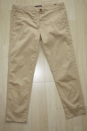Woolrich Pantalon chinos chameau-beige coton