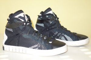Adidas High top sneaker zwart-wit