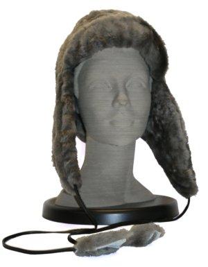 Gudrun Sjöden Fur Hat multicolored pelt