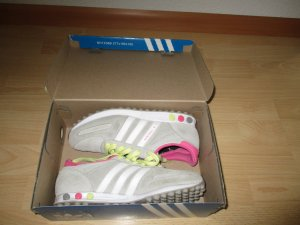 Orginal Adidas  Gr. 38,5 nur Paar mal Getragen