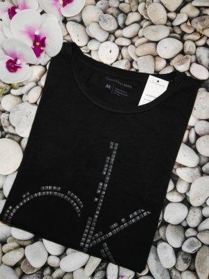 Orginal Calvin Klein 3D Shirt, schwarz, Gr. M, Neu & Etikett