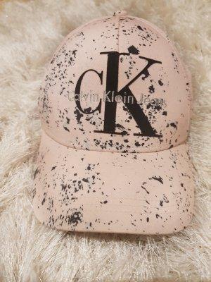 Calvin Klein Jeans Gorra de béisbol rosa