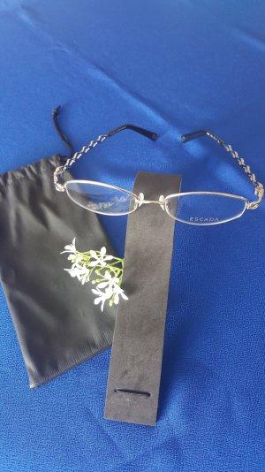 Escada Glasses silver-colored