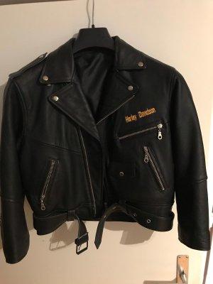 Orginal Harley Davidson Jacke, echtes Leder