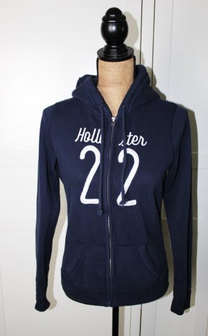 Orginal Hollister Jacke in dunkelblau