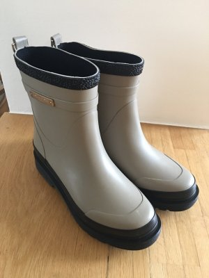 Ilse jacobsen Bottines à enfiler gris clair-noir