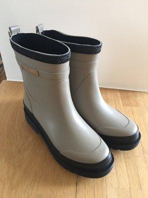 Ilse jacobsen Slip-on Booties light grey-black