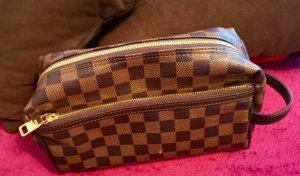 Louis Vuitton Mini sac gris brun