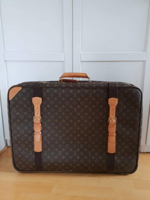 Orginal LOUIS VUITTON Suitcase Kanvas leather 70x50x18 cm, Top Zustand