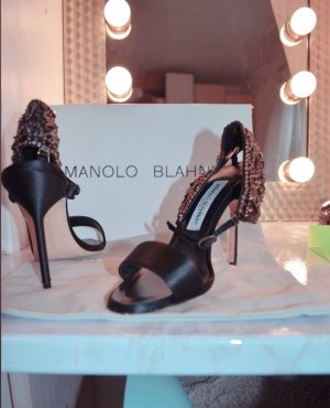 Orginal Manolo Blahnik stiletto 36