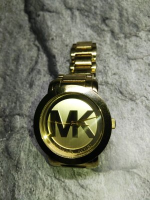 Orginal Michael Kors Armbanduhr, gold!