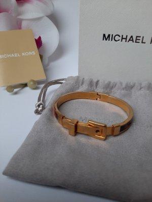 Orginal Michael Kors Armreif, gold/ braun, Hochwertig!