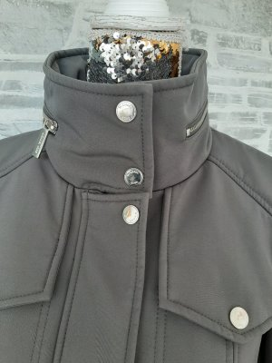 Michael Kors Softshell Jacket silver-colored-grey