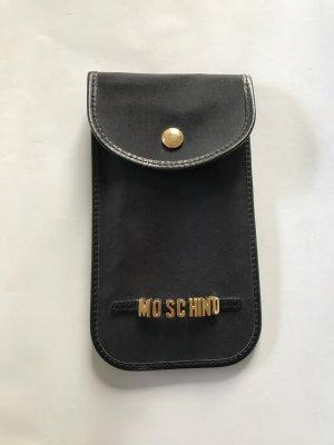 Moschino Zonnebril zwart-goud