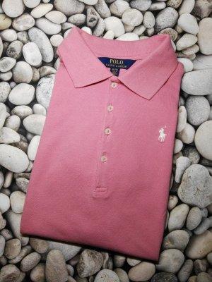 Orginal Ralph Lauren Polo Shirt, rose', Gr S/36