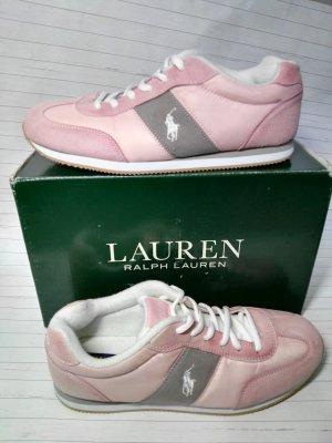 Orginal Ralph Lauren Sneaker, rosa/ grau, Gr. 38 & OVP