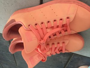 Orginal Stan smith neon orange Schuhe