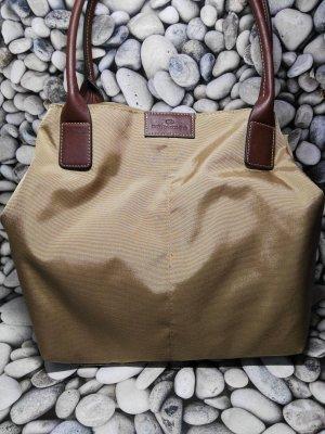 Orginal Tom Tailor Handtasche, Synthetik/ Leder, goldfarbend
