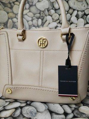 Orginal Tommy Hilfiger Handtasche, nude, NEU & Etikett