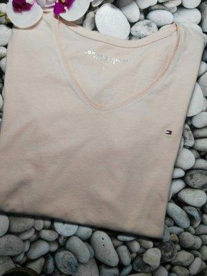 Orginal Tommy Hilfiger Shirt, Gr. L, rose', Neuwertig!
